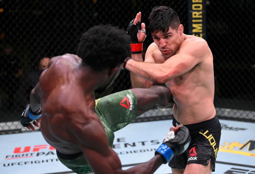 UFC Вегас 5: Висенте Луке (Бразилия) vs Рэнди Браун (Ямайка)