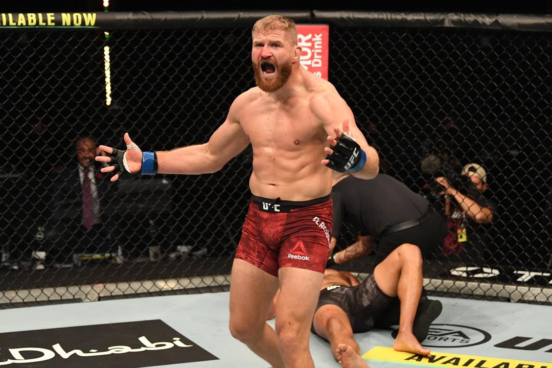 Блахович — чемпион UFC в полутяжёлом весе
